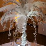 We can add personalized or special decor to your Crystal Tree Rental